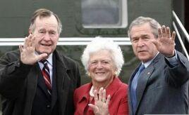 VOA慢速英语:美国前第一夫人芭芭拉・布什去世 享年92岁