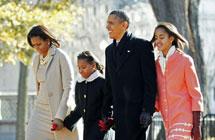 奥巴马夫妇与网飞签协议 将参与影视制作