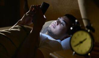 生物钟紊乱可能会增加抑郁的风险