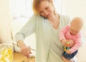 实战口语情景对话 第1256期:Should mothers stay home with children? 母亲应该在家照顾孩子吗