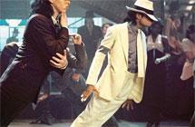科普:迈克尔-杰克逊的45度倾斜舞是怎样实现的?