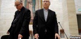 智利天主教主教因性侵而辞职