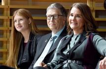 比尔・盖茨透露自己的育儿方针:爱和逻辑
