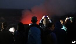 VOA慢速英语:科学家:夏威夷火山可能猛烈爆发