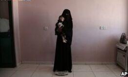 也门的母亲们为孩子的生命而战