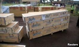 VOA慢速英语:实验疫苗可能有助于阻止埃博拉病毒的传播