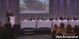 VOA慢速英语:俄罗斯2014年击落了马航客机