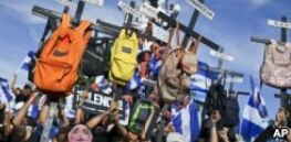 VOA常速英语:U.S. Restricts Visa of Nicaraguan Rights Abusers