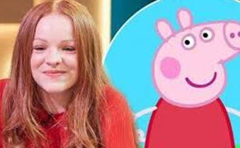 小猪佩奇声优年仅16岁 每周收入1.2万英镑