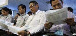 """柬埔寨新网络媒体指令被批评为""""审查制度"""""""