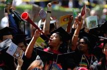 毕业季:来看看2018届哈佛毕业生的十大特征