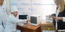 VOA常速英语:Fighting TB in Uzbekistan