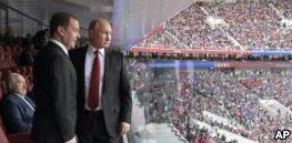 VOA慢速英语:俄罗斯150亿美