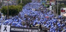 VOA常速英语:U.S. Condemns Continued Violence in Nicaragua