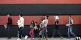 与父母分开可能永久的伤害移民儿童