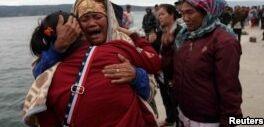 印尼多巴湖沉船事故