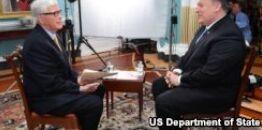 VOA常速英语:Pompeo on North Korea