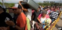 VOA常速英语:More Aid for Venezuelans in Need