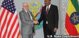 VOA常速英语:U.S.-Ethiopia Trade Partnership