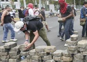 英语访谈节目:尼加拉瓜民众抗议政府