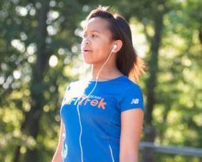 英语访谈节目:GirlTrek注重非裔美国人健康
