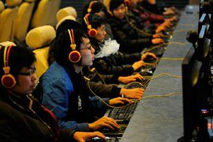 调查显示 我国约20%的青少年有网络游戏成瘾现象