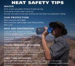 加州死亡谷国家公园或创下世界上最热纪录