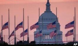 VOA慢速英语:美国共和党大佬麦凯恩逝世