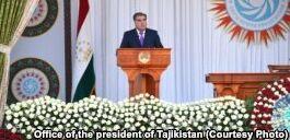 Tajik Leader: No More Big Burial Markers