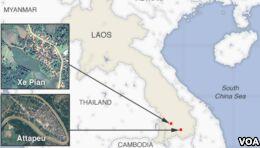 VOA慢速英语:环保组织敦促老挝重新思考大型水电工程