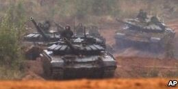 VOA慢速英语:俄罗斯将举行40年来最大规模的军事演习