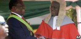 VOA常速英语:Zimbabwe Court Upholds Election Results