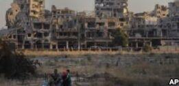 VOA常速英语:Stabilization Efforts in Syria Working