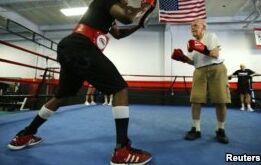 拳击计划帮助帕金森病患者