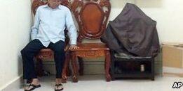 VOA慢速英语:柬埔寨前反对派领袖继续被监禁