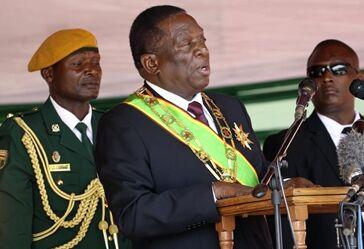 国际英语新闻:Zimbabwe's president-elect urges nation to now focus on economy after polls