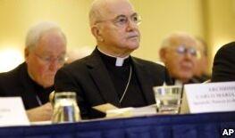 教皇对辞职风波不予置评