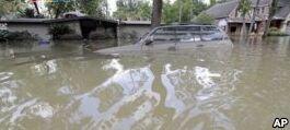 休斯敦仍在从哈维飓风的影像中恢复