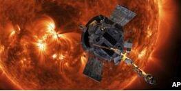 VOA慢速英语:美国宇航局航天器近距离研究太阳