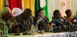 津巴布韦总统选举 反对党拒绝选举结果
