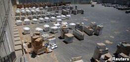 VOA慢速英语:以色列放宽对加沙食品和货物的限制