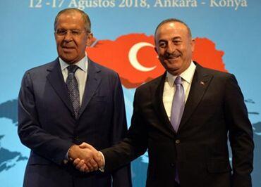 国际英语新闻:Turkey, Russia vow to enhance strategic partnership