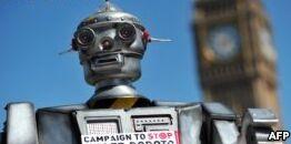 VOA慢速英语:越来越多人支持禁止杀手机器人
