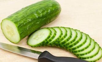 黄瓜的健康益处