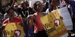 南非人看到反移民政策的兴起