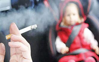 研究显示 儿童被动吸烟会导致慢性肺病的风险