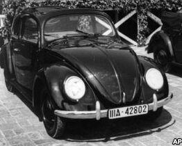 VOA慢速英语:大众经典车型甲壳虫将停产