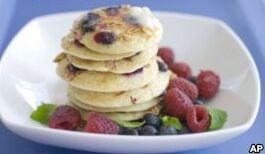 VOA慢速英语:世界各地的早餐