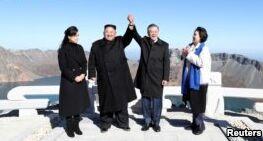 VOA慢速英语:朝鲜领导人希望与特朗普进行新的会谈