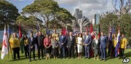 VOA慢速英语:Invictus Games to Open in Australia